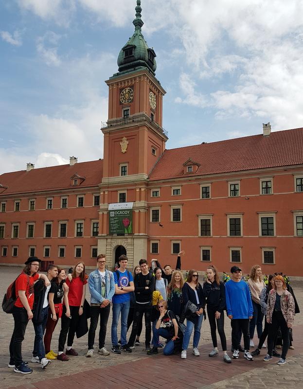 12 - spacer po Warszawie 1